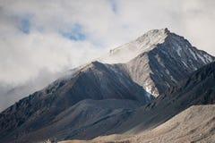 Widok górski leh ladakh ind Zdjęcie Royalty Free