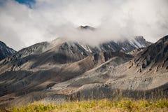 Widok górski leh ladakh ind Obraz Stock