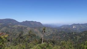 Widok górski natura & góry zdjęcia royalty free