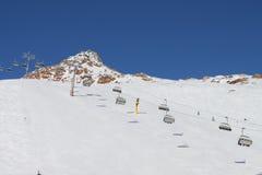 Widok górski w Switzerland Obrazy Stock