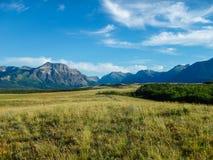 Widok góry w Canada Fotografia Royalty Free