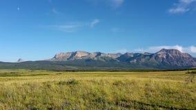 Widok góry w Canada Obraz Royalty Free