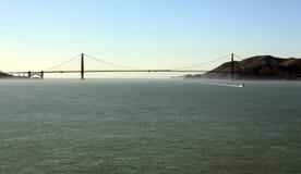 Widok Golden Gate Bridge zdjęcia stock