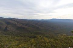 Widok Grampians park narodowy obraz stock