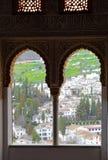 Alhambra zdjęcie stock