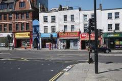 Widok Hackney centrala obraz stock