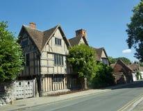 Widok Hall Croft zdjęcie royalty free
