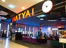 Widok Hatyai Cineplex Zdjęcia Royalty Free