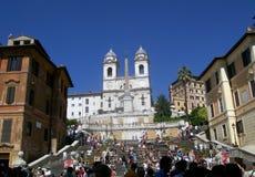 Trinità dei monti zdjęcie royalty free