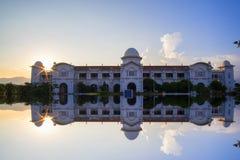 Widok Ipoh, Perak, Malezja zdjęcie royalty free