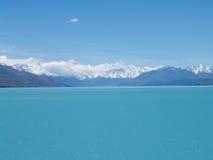 widok jeziora Obraz Stock