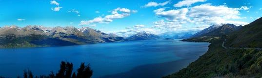 Nowa Zelandia krajobraz Zdjęcie Royalty Free