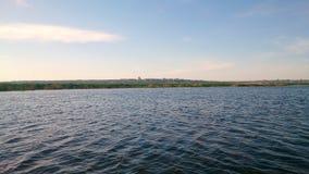 Widok jezioro blisko Don zdjęcie royalty free