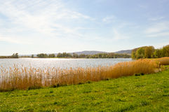 Widok jezioro Madine Fotografia Royalty Free