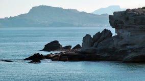 Widok Kalithea plaża zbiory