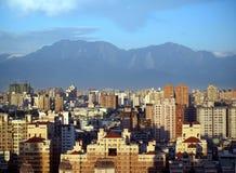 Widok Kaohsiung miasto w Tajwan obrazy royalty free