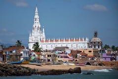 widok katedralny denny biel Zdjęcie Royalty Free