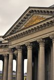 Widok Kazan ikony katedra w Petersburg mieście, Rosja Zdjęcia Stock