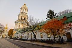 Widok Kijowski Pechersk Lavra zdjęcie stock