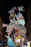 Widok klubu 53 usterka w Burriana zdjęcia royalty free