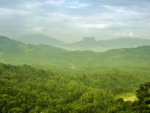 Widok kwadratowa góra Zdjęcia Royalty Free