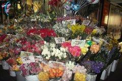 Widok kwiatu sklep Zdjęcia Stock