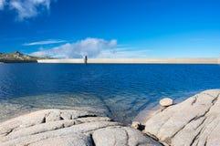 Widok Lagoa Comprida Obrazy Royalty Free