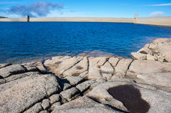Widok Lagoa Comprida Obrazy Stock
