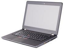 Widok laptopu widok Zdjęcia Stock