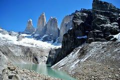 Widok Las Torres Zdjęcie Royalty Free
