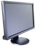 widok lcd monitoru widok Obraz Stock