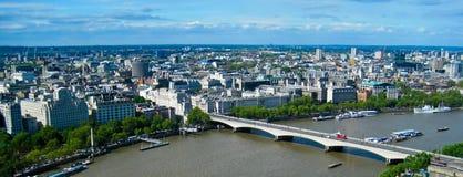 Widok Londyn Zdjęcia Stock