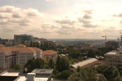 widok miasta Obraz Royalty Free