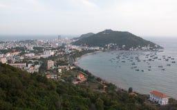 Widok miasto Zdjęcie Royalty Free