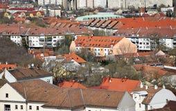 Widok miasto Zdjęcia Stock