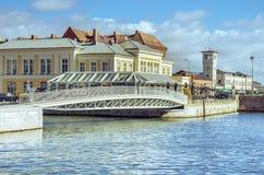 Widok miasto Malmo, Szwecja Obraz Royalty Free