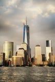 Widok Miasto Nowy Jork Zdjęcie Royalty Free