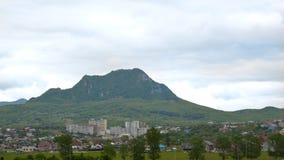 Widok miasto Zheleznovodsk Obrazy Royalty Free