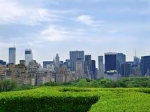 widok miejskie Obrazy Royalty Free