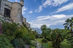 Widok Monaco Zdjęcia Royalty Free