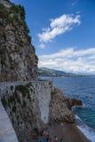 Widok Monaco Zdjęcie Royalty Free