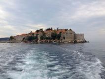 Widok Montenegro Obraz Royalty Free
