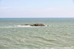 Widok morze Obraz Stock