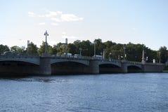 Widok most Obrazy Royalty Free