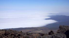 Widok Na chmurach zbiory wideo