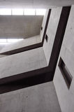 Widok na dachu Żydowski Muzealny Berlin Zdjęcie Royalty Free