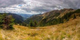 Widok na grani Zdjęcie Royalty Free