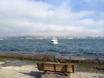 Widok na morzu zdjęcia stock