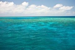widok na ocean Zdjęcia Royalty Free