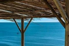 Widok Na Ocean Obraz Stock